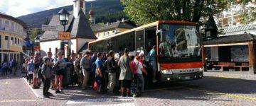Bus, Öffis, Tourismus, SAD